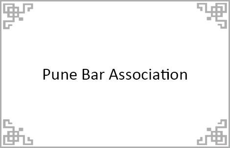 Pune Bar Associates